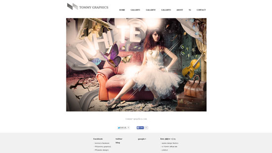 Tommy Graphics Site