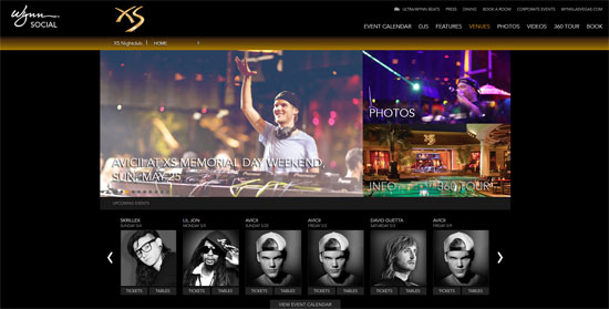 XS Website Design