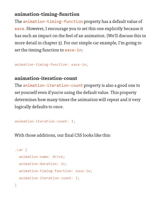 The CSS Animations Pocket Guide: Page Example