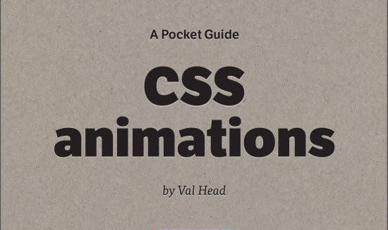 The CSS Animations Pocket Guide: Cover