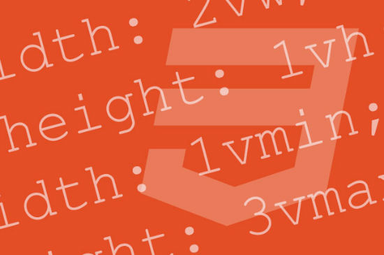 CSS3: Viewport Units – New Units for Responsive Designs