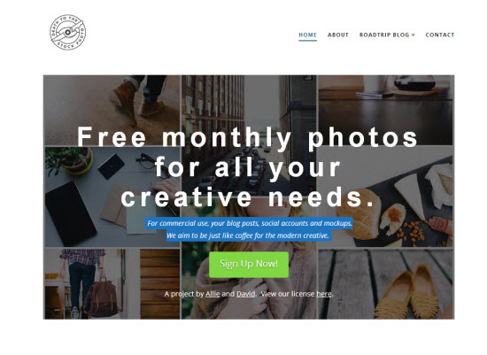 Death To The Stock Photo and Good Free Photos – Two More Resources For Your Designer Toolbox