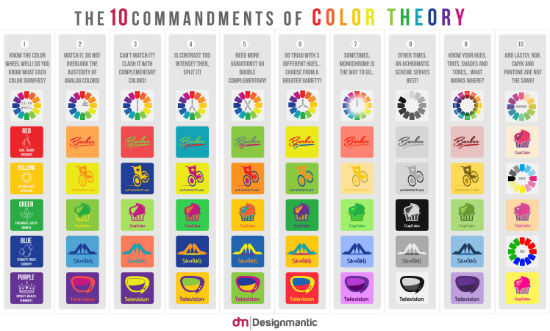 10-gebote-Color-Theory-Infographic