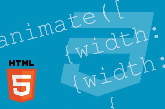 combine css3 with javascript via new method animate
