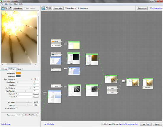 Filter Forge: The Visual Node-based Editor