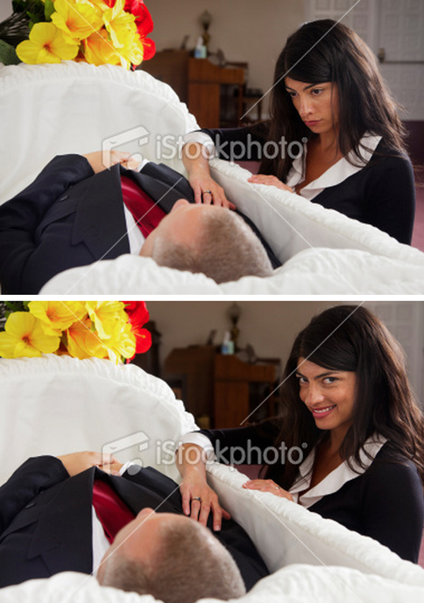 funeral.smile