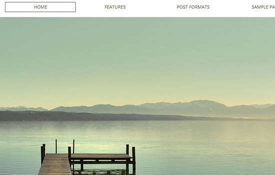 Matheson WP theme