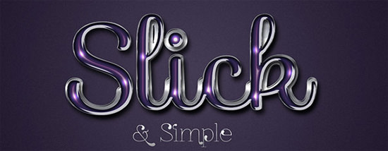 slick-and-simple-text-effect