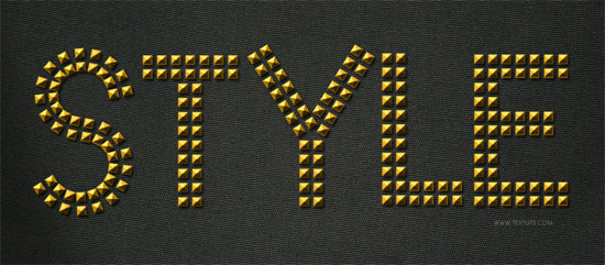 studded-text-effect