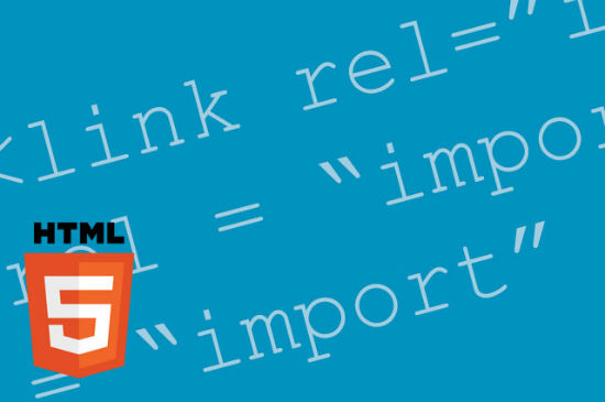 HTML5 Imports: Import HTML Files Into HTML Files