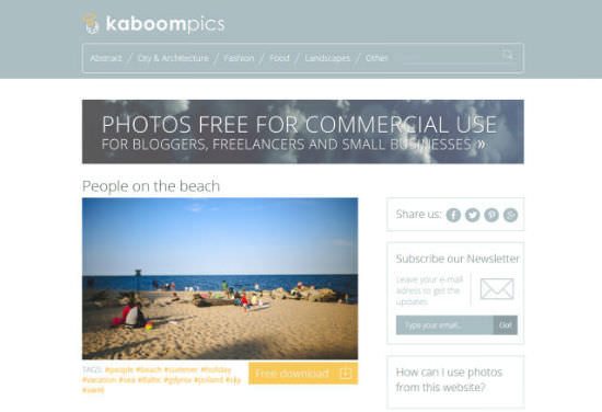 kaboompics_landingpage