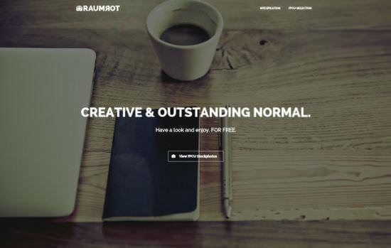 raumrot_landingpage