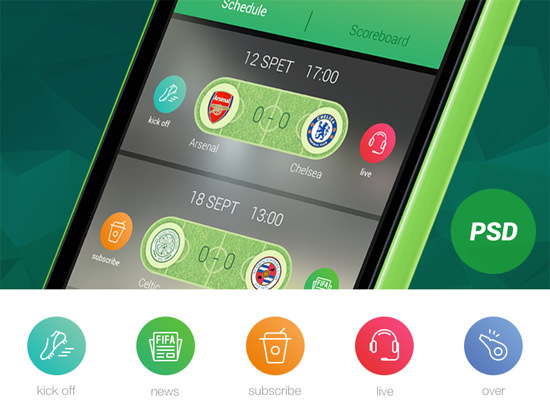 football-app