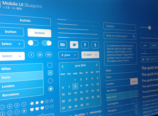 mobile-ui-blueprint