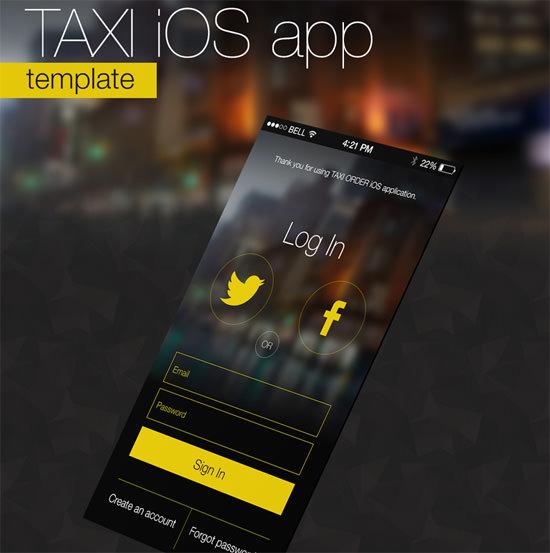 taxi-ios-app