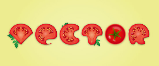 tomato-style-text-effect