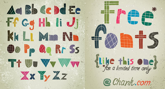 colorful-font