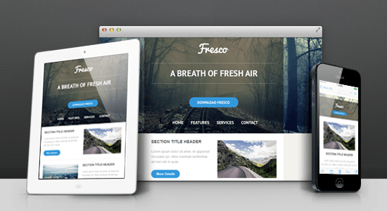 fresco-email-screenshot