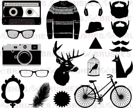 hipster-graphics