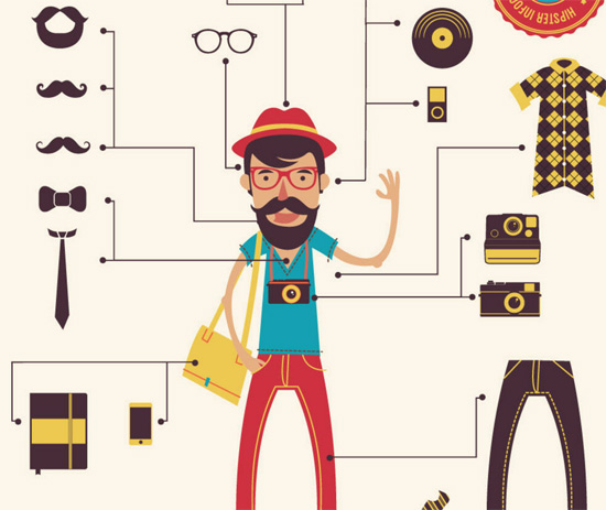 hipster-infographic