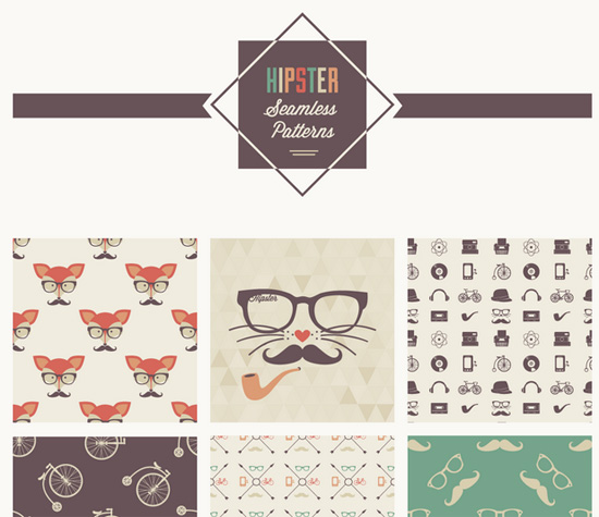 hipster-patterns