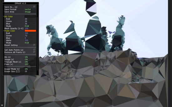 low-poly_dmesh