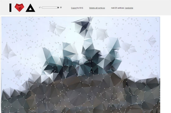 low-poly_i-love-triangles