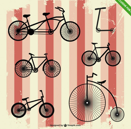 retro-bycicles