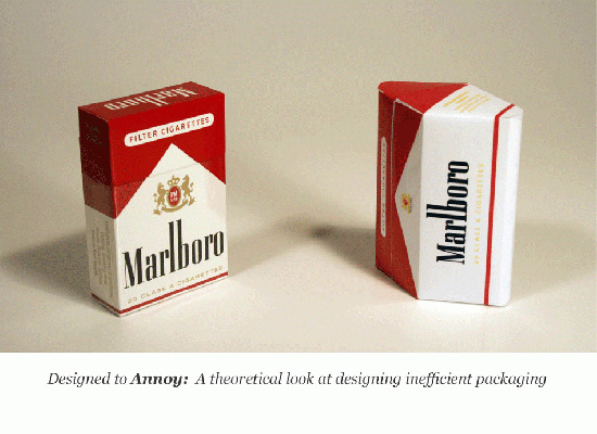 WTF? Quirky and Unusual Packaging and Advertorial Designs