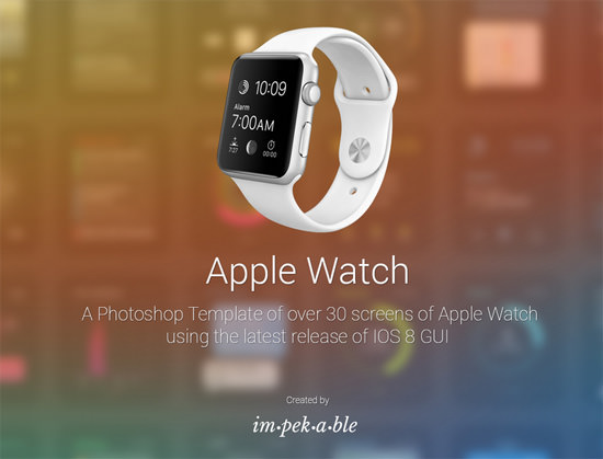 Intelligent Wearable Devices: 24 Free Apple Watch Templates for Your Perfect Mockup