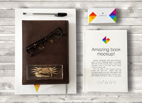 book-and-card