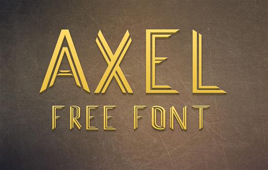 axel-font