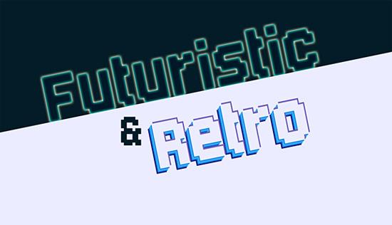 futuristic-type