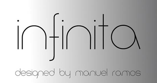 infinita-font