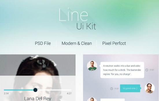 Line UI