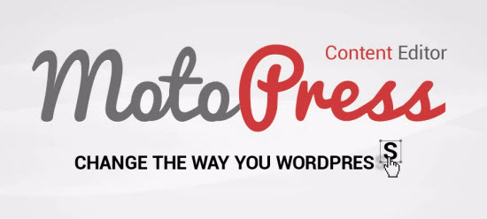 Exclusive Giveaway: Six Licenses of the Visual MotoPress Content Editor for WordPress (Comment to Win)