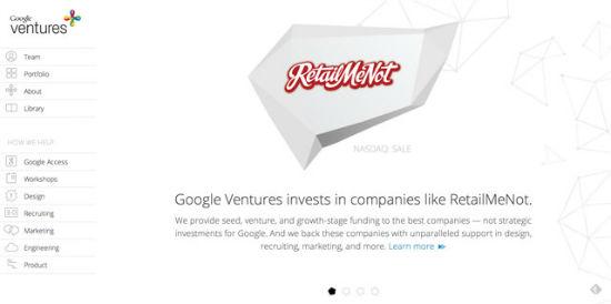 Der Risikokapital-Arm von Google