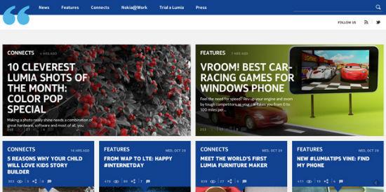 Der Nokia Conversations Blog, nun Teil von Microsoft