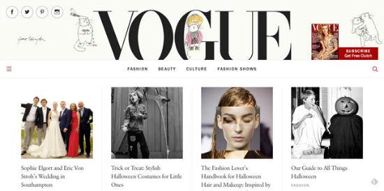 Die US-Vogue