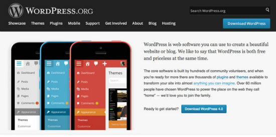 Do You? These  35 Popular Brands Use WordPress as a CMS