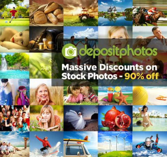 Deal of the Week Small Money for Big Stock Photos