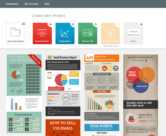 Infographic examples powerpoint