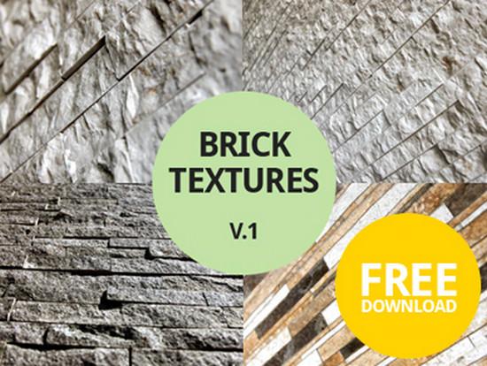 brick textures pack