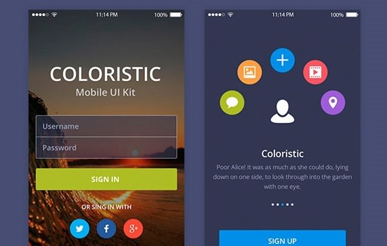 coloristic-psd-app-ui-kit-freebies