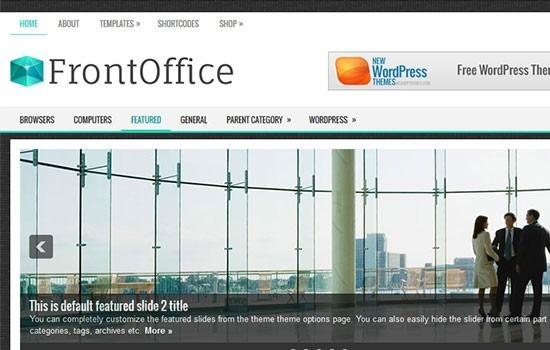 frontoffice-free-wordpress-theme