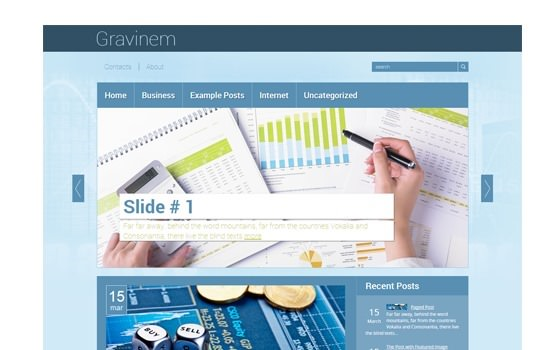 gravinem-free-wordpress-theme
