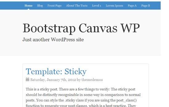 wordpress-bootstrap-canvas-wp-free-wordpress-themes