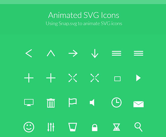 Best of SVG 2014: Icons, Tools and Resources - noupe