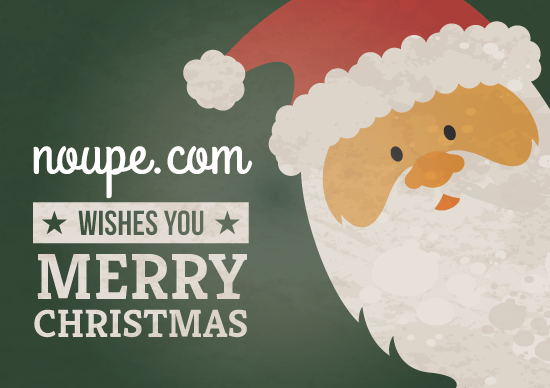Merry Christmas: 10 Free Vector Xmas Cards as AI and EPS