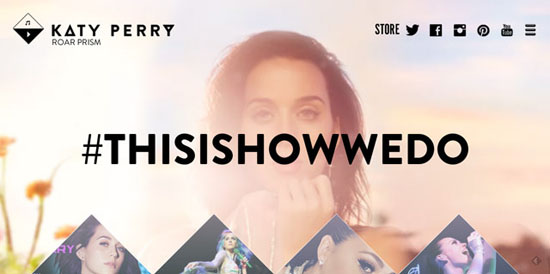 35-world-brands-on-wordpress_katy-perry-website